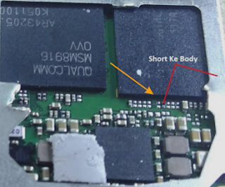 Andromax Qi (G36C1G) Test Point