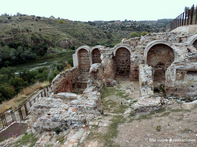 Toledo subterráneo, baños árabes de tenerías (Toledo)