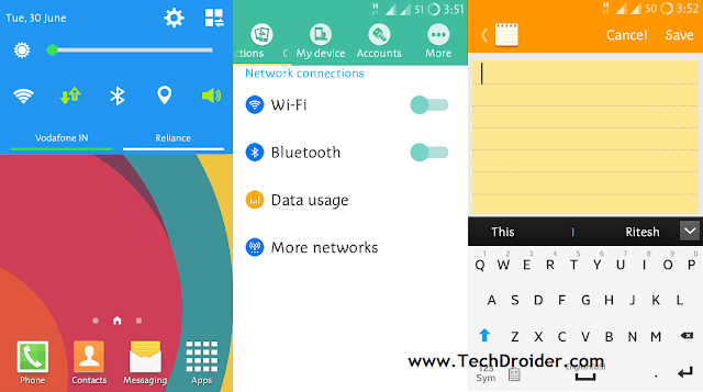 [MilkTea] Lollipop Rom for S duos 2 S7582