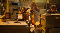 Noah Taylor, Sharlto Copley, Armie Hammer and Jack Reynor in Free Fire (16)