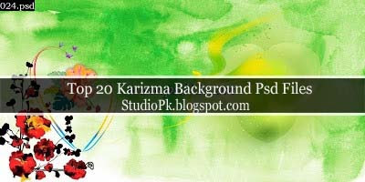 Karizma Backgrounds Psd File