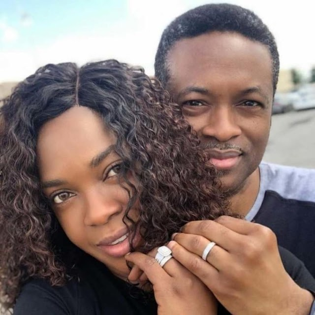 Omoni Oboli's husband celebrates his wife with sweet note on her birthday