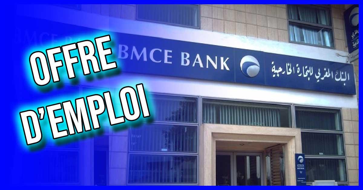Bank Of Africa BMCE Group Emploi et Recrutement