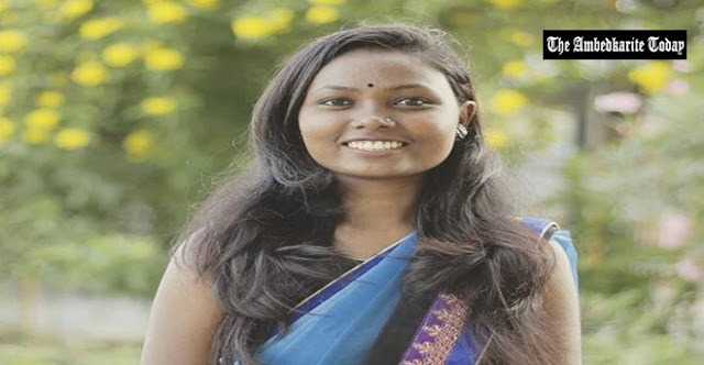 Bhagyashri Boywad :The First Dalit Women who Became the Chairperson of Students Council of TISS, Hyderabad