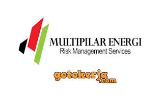 Lowongan Kerja PT Multipilar Energi