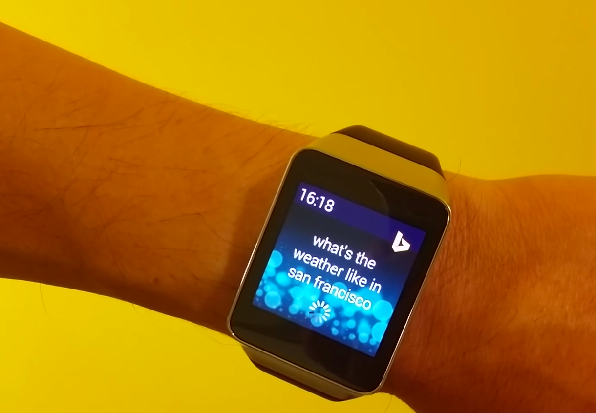 "Torque, Microsoft alternative to ""OK Google,"" now works on Android smartwatches"