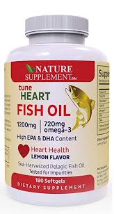The Amazing Facts About Fish Oil For Heart Health