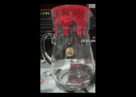 دورق زجاج خامة جيده