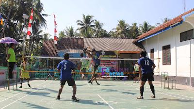 Selesai Dini Hari, Tim Asal Jogja Sabet Dua Trophy Putra Bhakti Cup 2019