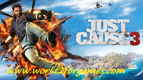 """Free  download Just Cause 3 ""Fitgirl Repack"