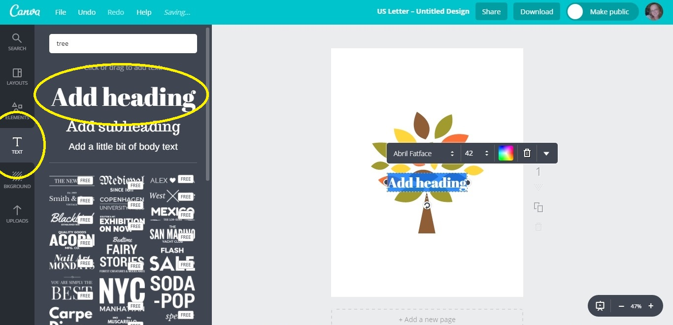 photo relating to How to Create a Printable named How toward deliver a printable with Canva a hundred small would like