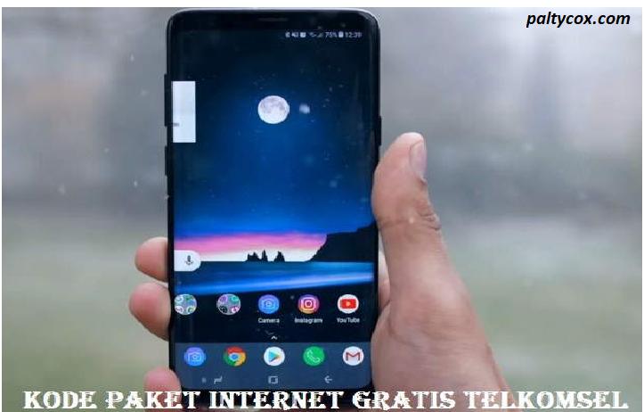 Kode USSD Kuota Paket Internet Telkomsel Secara Gratis Tahun 2020