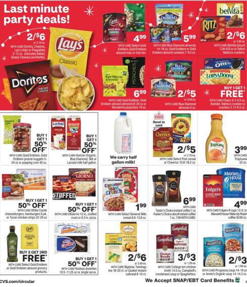 CVS Weekly Ad Preview 12/20-12/26