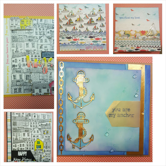 1kit- 10 and more cards SEASIDE MEGA PACK from Love from Lizi Intermediate level