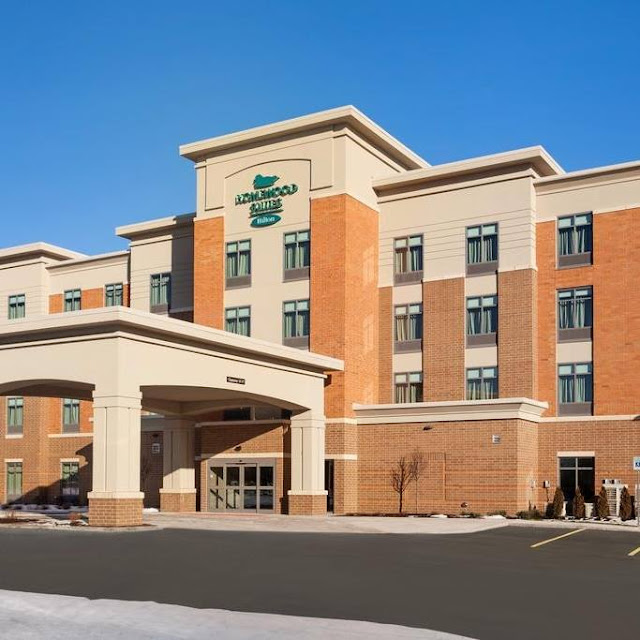 Homewood Suites by Hilton Syracuse-Carrier Circle Exterior