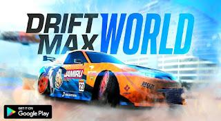 لعبة Drift Max World مهكرة (من ميديافاير)