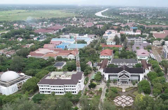 Perguruan Tinggi Negeri di Aceh