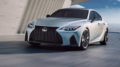 2020 Lexus IS Review, Specs, Price
