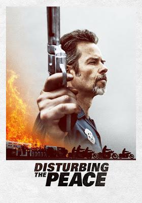 Disturbing The Peace 2020 DVD R1 NTSC Sub
