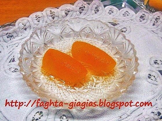 Νεράντζι γλυκό του κουταλιού