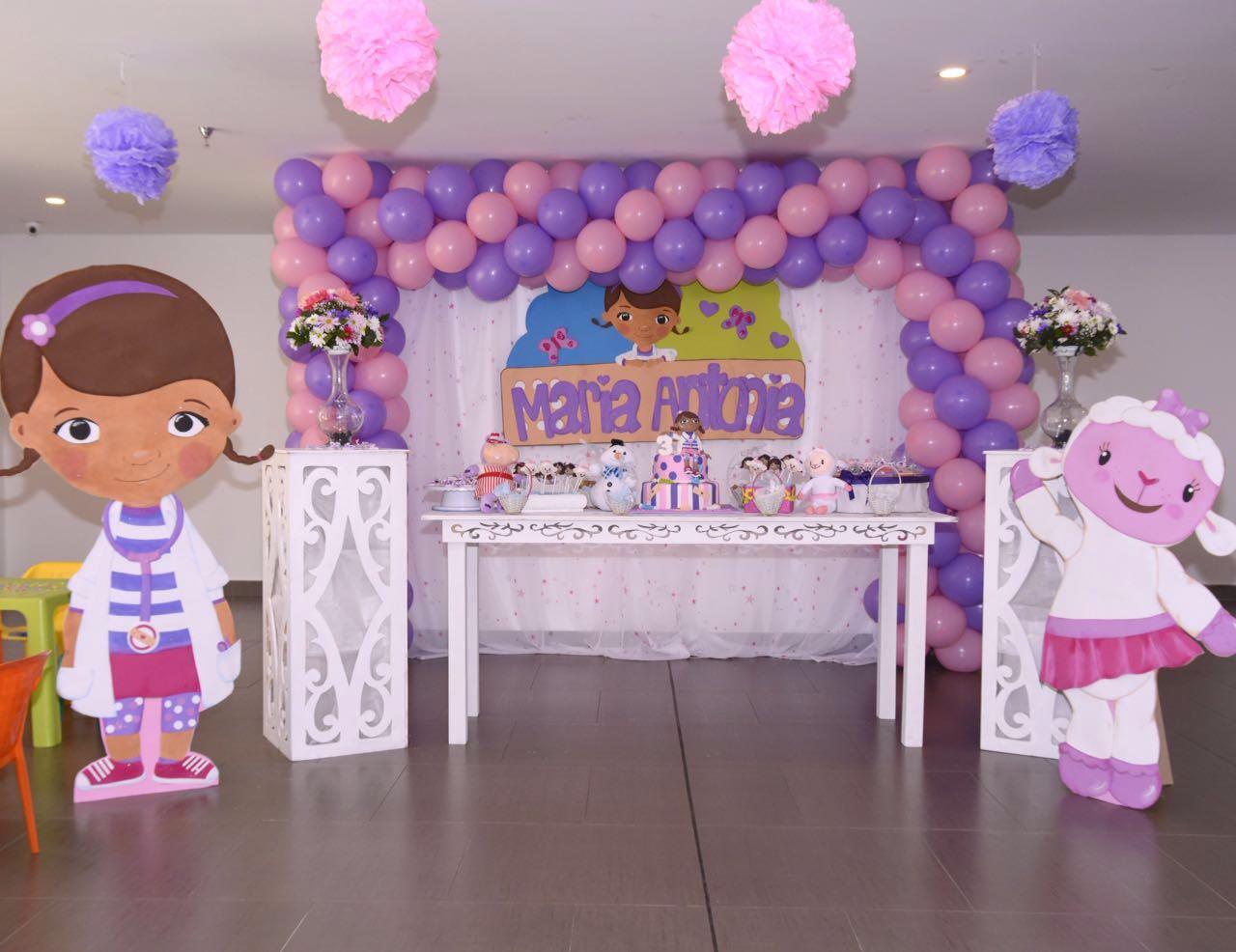 Beula decoraciones decoracion de eventos tematicos e - Decoracion de cumpleanos infantiles ...