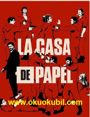La Casa De Papel 4 Sezon izleme rekoruna Koşuyor