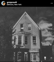 A home in Queens on Ithaca Street originally posted on @greigroselli Instagram