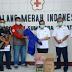 Atasi Covid-19, Palang Merah Indonesia (PMI) Agam Terima Bantuan dari PMI Provinsi Sumatera Barat