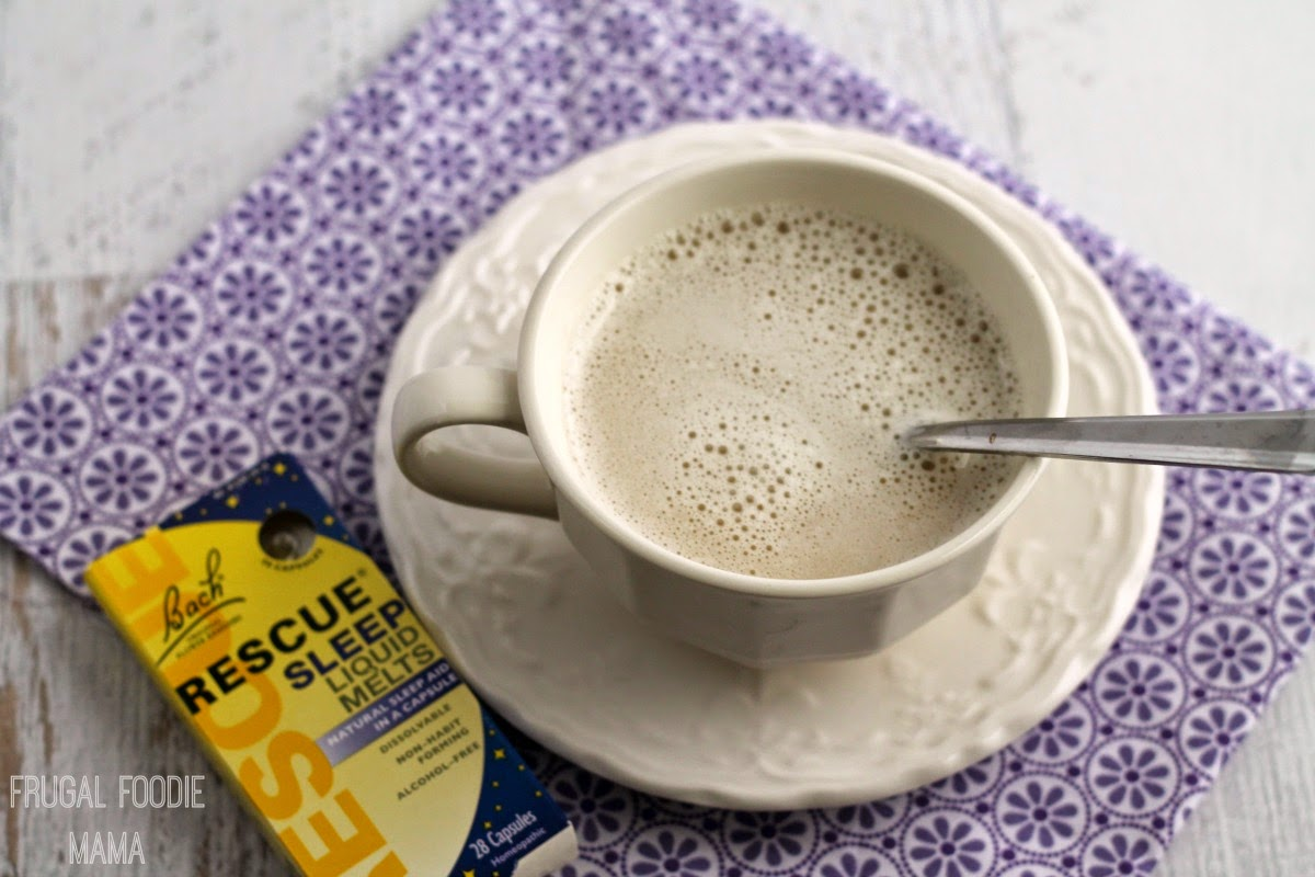 Add this creamy, quick, and comforting Sweet Dreams Chamomile Latte to your nightly bedtime routine.