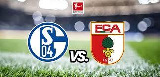 Schalke 04 - Augsburg  maçı taraftarium24 izle