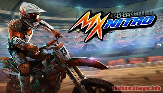 Download Game MX Nitro Full Crack