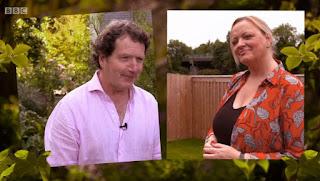 Diarmuid Gavin and Fiona McGreevy