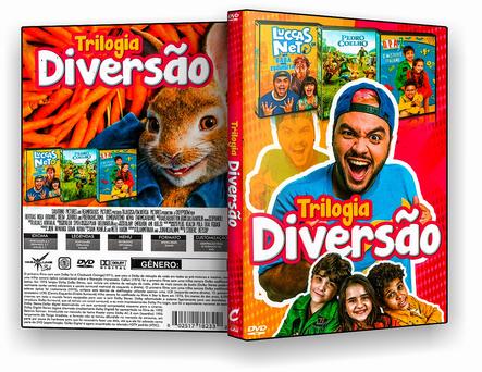 COLEÇÃO TRIOLOGIA DIVERSAO - ISO
