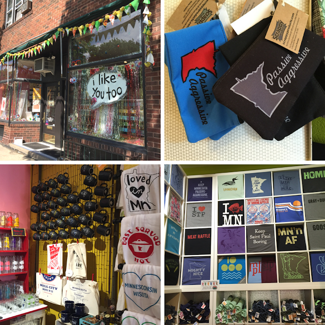 I Like You Too features handmade items by Minnesota artisans in St. Paul