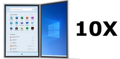 نظام ويندوز Windows 10X الجديد من مايكروسوفت و مميزاته