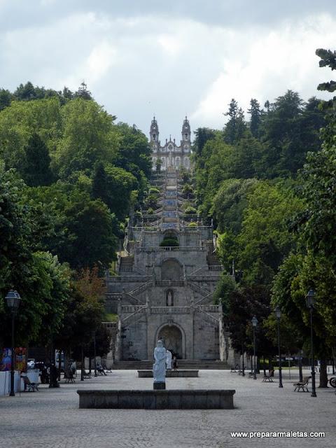 que ver en Lamego en Portugal cerca Duero