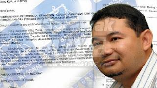 Rafizi Dakwa BN Guna RM2 Juta Dana Rakyat Untuk Kempen PRU13