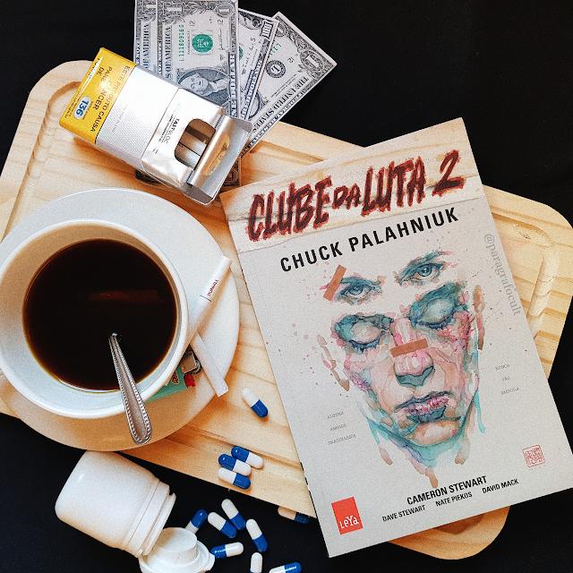 "RESENHA | ""CLUBE DA LUTA 2"" de Chuck Palahniuk"