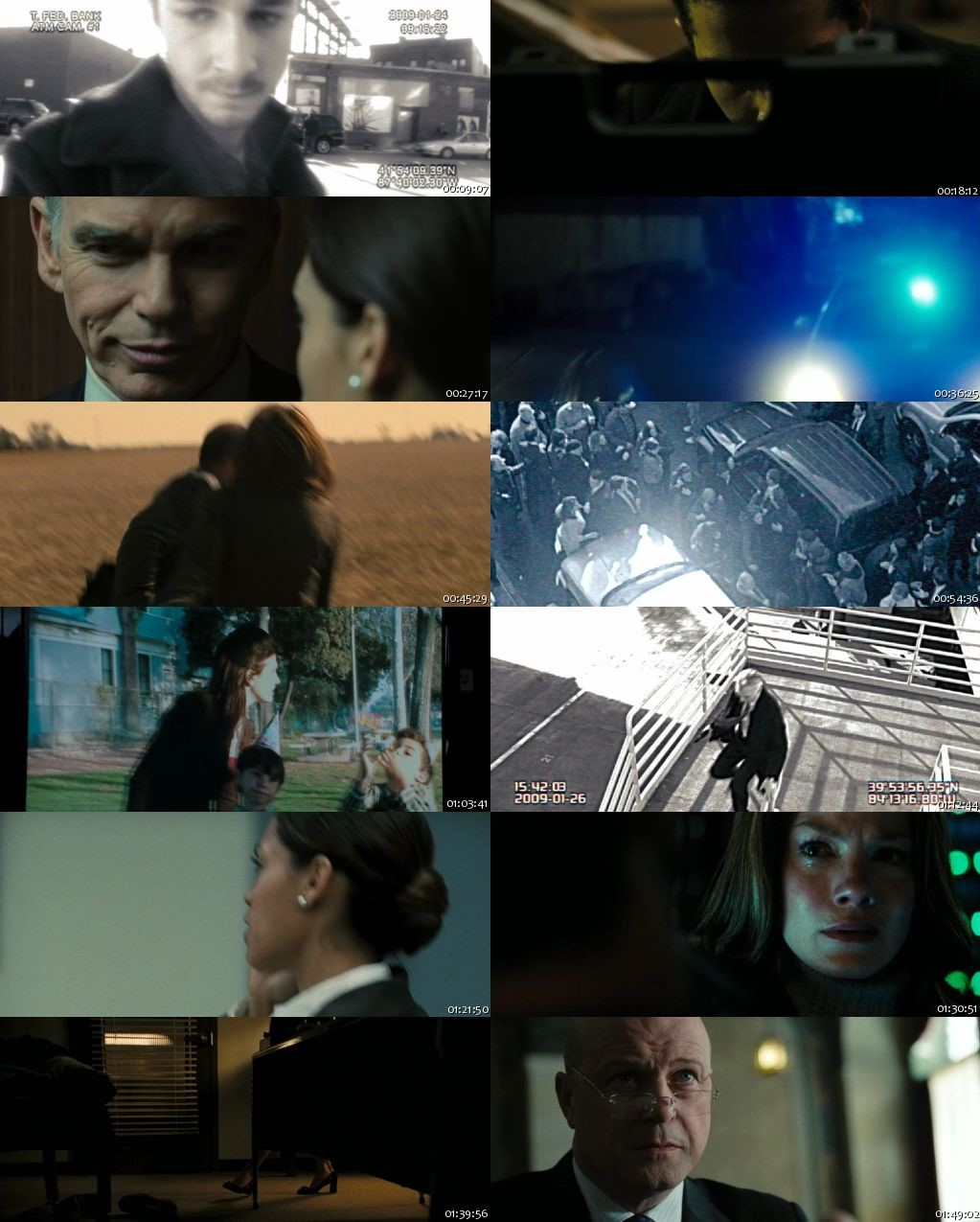 Eagle Eye 2008 BRRip 720p ESub [Hindi-English]