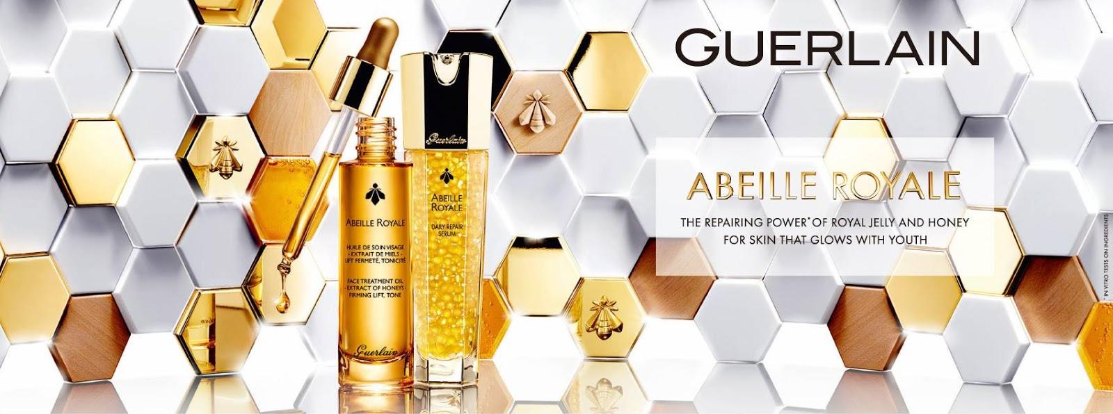 Guerlain 嬌蘭 Abeille Royale 蜂蜜活肌精華爽膚水的圖片搜尋結果
