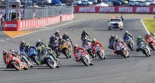 Jadwal MotoGP Jepang 2018 - Sirkuit Motegi