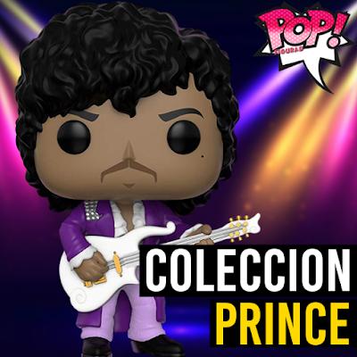 Lista de figuras funko pop de Funko POP Prince