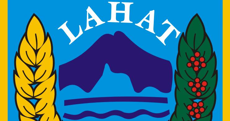 Logo Kabupaten Kota Logo Kabupaten Lahat Sumatera Selatan