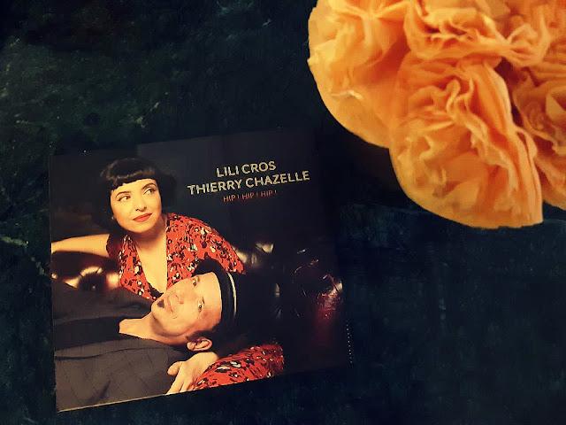Lili Cros et Thierry Chazelle Hip Hip Hip chanson française musique