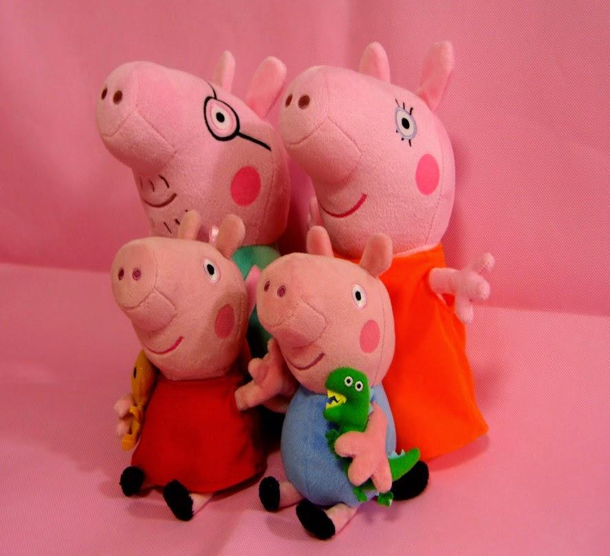 Brinquedos da Peppa Pig