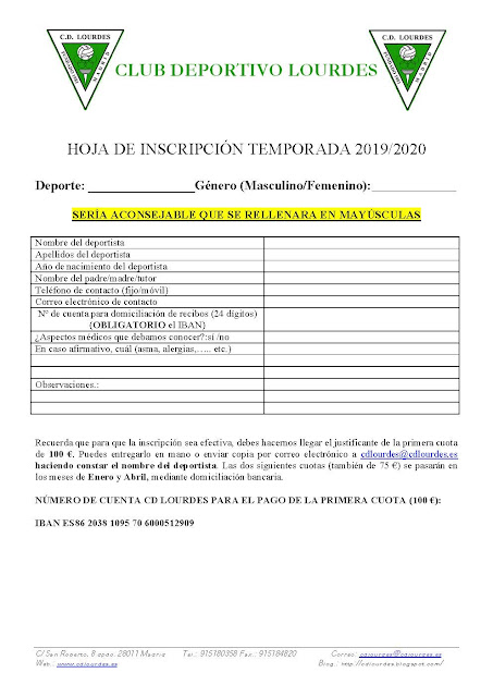 http://www.cdlourdes.es/pdf/20192020Inscripcion.pdf