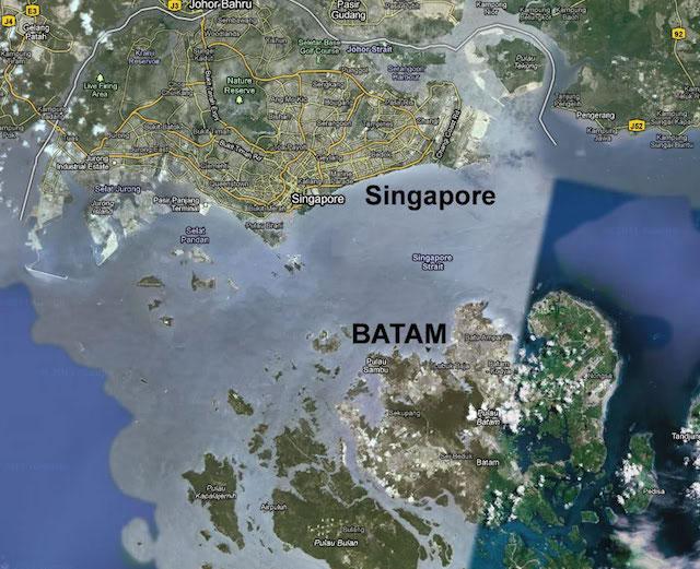 How to get to Batam?
