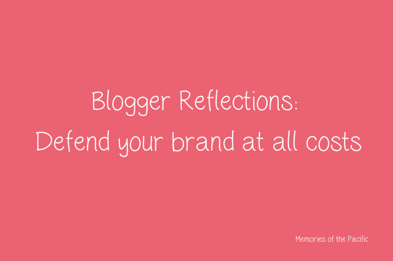 Blogger Reflections
