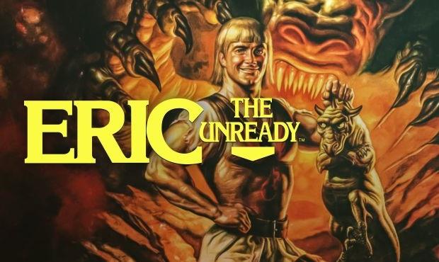 Videojuego Eric the Unready