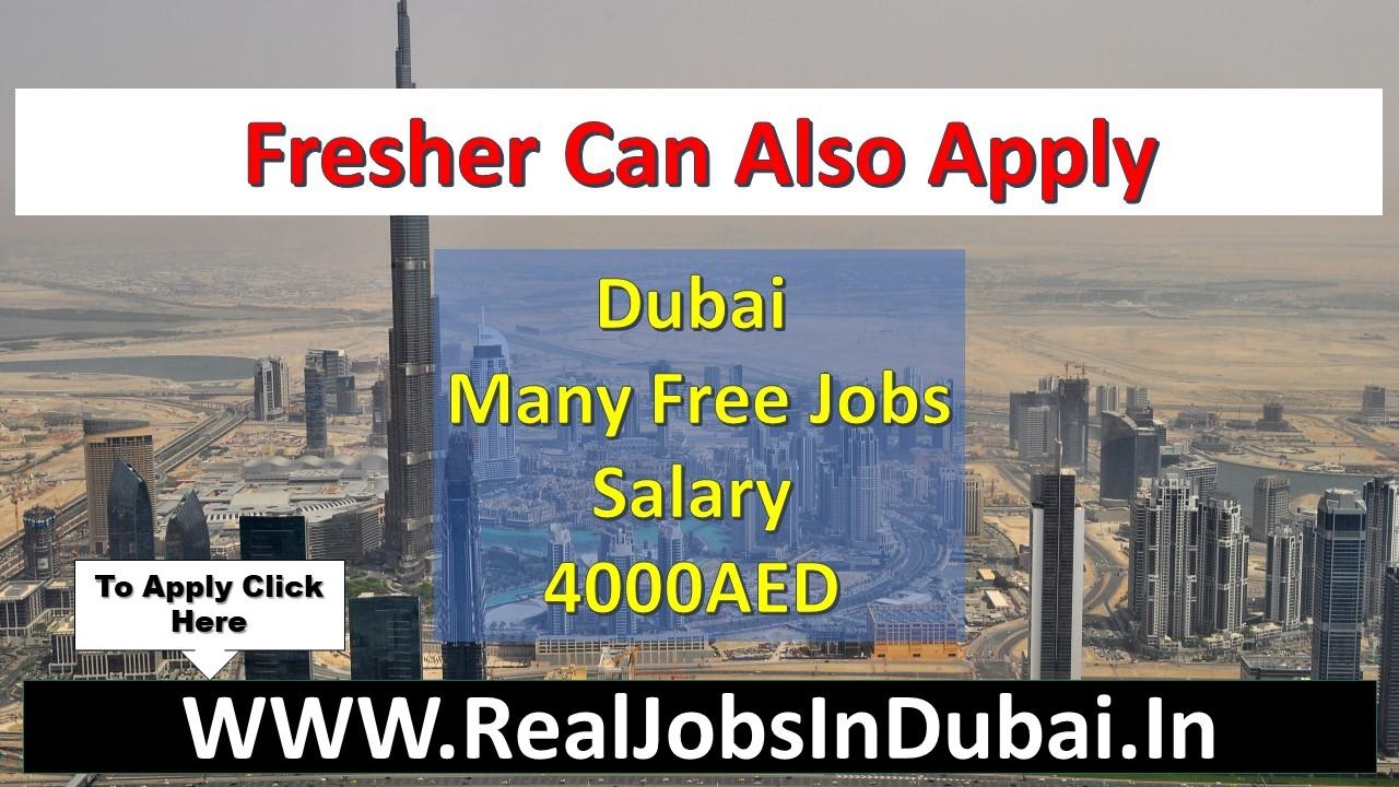 free jobs in dubai